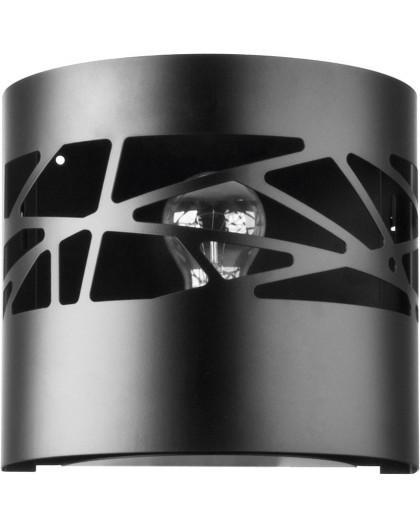 Wall lamp Moduł frez black 31078 Sigma
