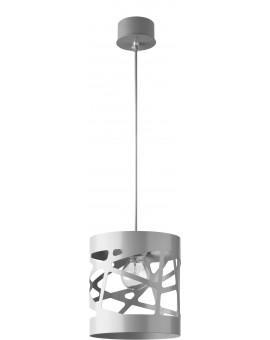 Deckenlampe Hängelampe Modern Design Metall Modul Frez S Grau 31244