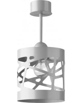 Deckenlampe Deckenleuchte Modern Design Metall Modul Frez S Grau 31245