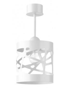 Deckenlampe Deckenleuchte Modern Design Metall Modul Frez S Weiß 31053