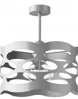 Lampa Plafon Moduł rol M szary 31226 Sigma