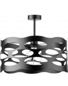 Lampa Plafon Moduł rol L czarny 31215 Sigma