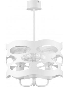 Lampa Żyrandol Moduł rol 3 biały 31069 Sigma