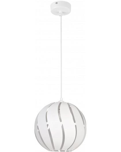 Lampa Zwis Globus skos 1 M biały 31003 Sigma