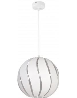 Lampa Zwis Globus skos 1 L biały 31002 Sigma