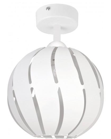 Lampa Plafon Globus skos 1 S biały 31316 Sigma
