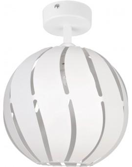 Lampa Plafon Globus skos 1 M biały 31315 Sigma