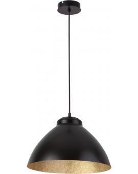 Lampa Zwis Mila M czarny złoty 31379 Sigma