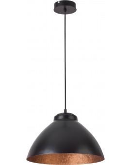 Lampa Zwis Mila M czarny miedziany 31380 Sigma