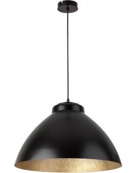 Lampa Zwis Mila L czarny złoty 31375 Sigma