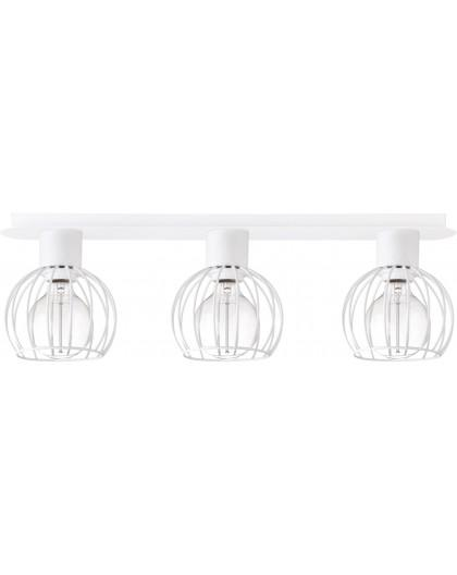 Ceiling lamp Luto round 3 white mat 31170 Sigma