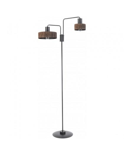 LAMPA PODŁOGOWA VASCO WENGE 50112 SIGMA