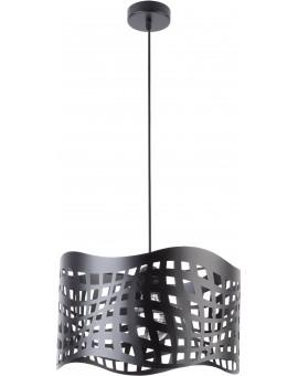 Hängelampe Deckenlampe Modern Modern Design SOPOT L schwarz 31720