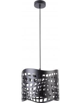 Hängelampe Deckenlampe Modern Modern Design SOPOT M schwarz 31722