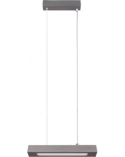 LAMPA ZWIS BELKA LED FUTURA LUX STEEL 36CM 3000k 32904 SIGMA