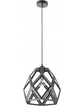 Lampe Hängelampe Drahtlampe TAO L Design Draht Lampe Käfig 31724