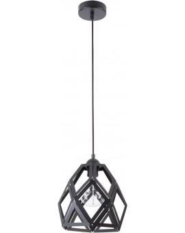 Lampe Hängelampe Drahtlampe TAO M Design Draht Lampe Käfig 31726