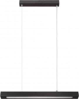 Lampe Hängelampe Balken Leiste FUTURA LED Design Stahl 66CM 4000K 32812