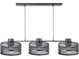 PENDANT LIGHT HANGING LAMP BONO 3 NET SHADE 31900 SIGMA