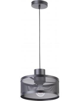 Lampe Hängelampe Deckenleuchte BONO 1 Raster Vintage Loft 31904