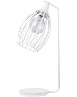 LAMPA STOŁOWA DRUCIANA GRAPPA BIAŁY 50163 SIGMA
