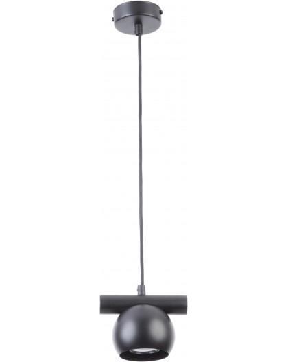 LAMPA WISZĄCA HIPPO CZARNY 33128 SIGMA
