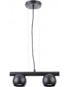 HANGING LIGHT PENDANT LAMP HIPPO BLACK 33122 SIGMA