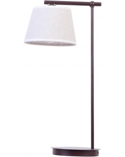 LAMPA STOŁOWA FEBE BRĄZ 50211 SIGMA