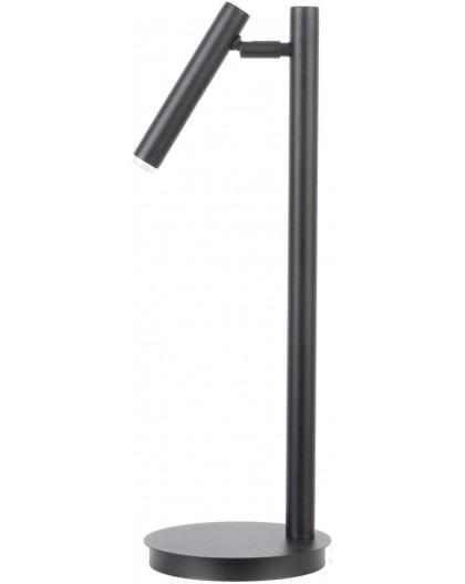 LAMPA STOŁOWA SOPEL CZARNY 50195 SIGMA