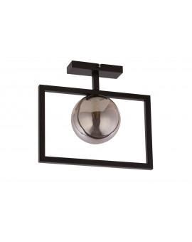 LAMPA PLAFON COSMIC CZARNY/SZARY 32131 SIGMA